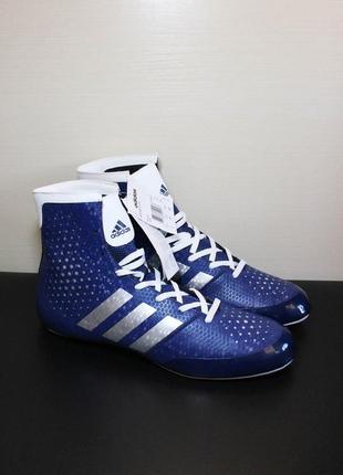 Оригинал adidas ko legend 16.2 ba9077 боксерки обувь для бокса борцовки