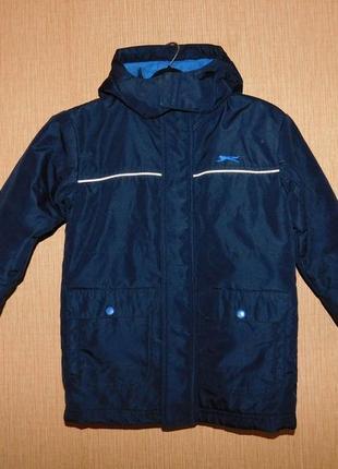 Куртка демисезонная slazenger 5-6 л.рост 110-116 см