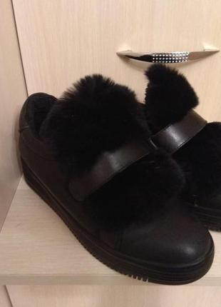 Ботинки, кроссовки, туфли зимние