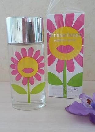 Clinique happy summer spray 100 ml.