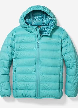 Курточка для девочки eddie bauer cirruslite down hooded jacket