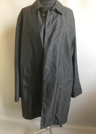 Плащ -удлиненная легкая куртка paul smith