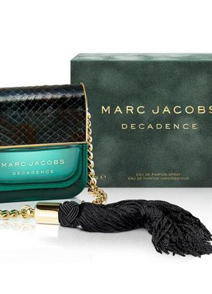 Marc jacobs decadence, 100 мл, оригинал