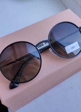 Оригинальные круглые солнцезащитные очки eternal polarized