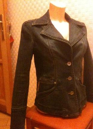 Пиджак куртка джинсовый mexx джинсовка
