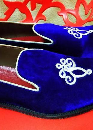 Гламурные мужские туфли