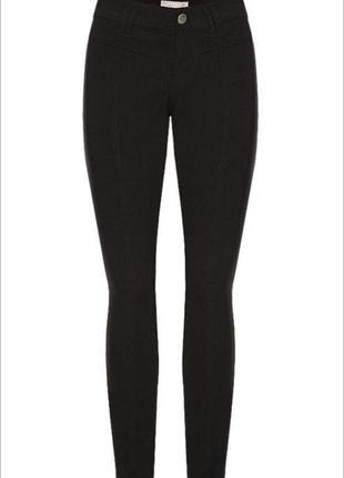 Базовые чёрные брюки orsay