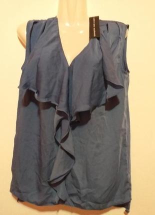 Дизайнерская нарядная блуза poco a poco раз.42(