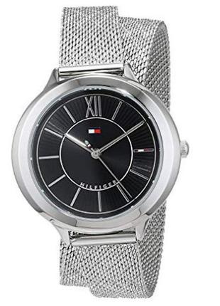 Крутые часы с двойным ремешком tommy hilfiger оригинал