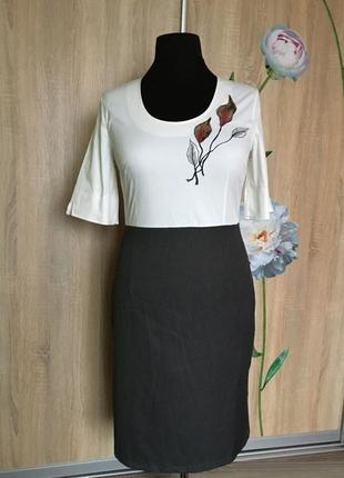 Брендове плаття жіноче d.f.l. defile lux collection s-m [туреччина] (платье женское)