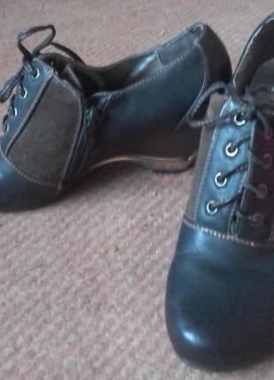 Женские туфли р.37