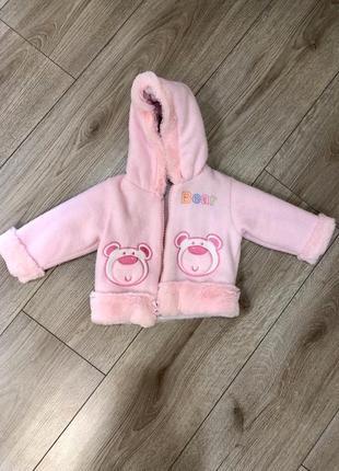 Весенняя куртка 3-6 месяцев