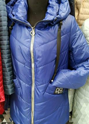 Демисезонная курточка, размер 48