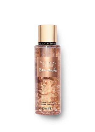 Спрей для тела bare vanilla victoria's secret 14752