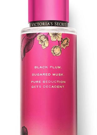 Спрей для тела victoria's secret pure seduction noir 13974