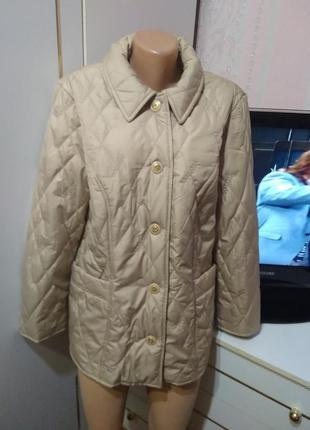 Невесомая демисезонная куртка (германия) xl