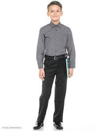 Рубашка dunnes stores на рост 134 см (8-9 лет).