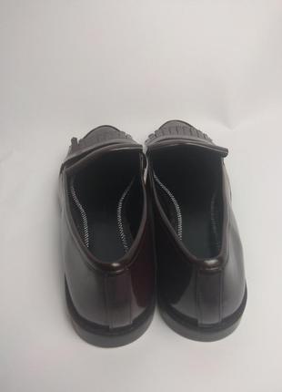 Туфли лоферы bershka 36размер4 фото