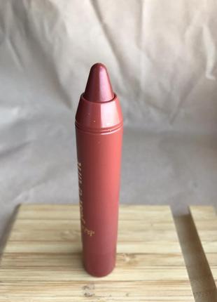 Тинт для губ colourpop just a tint nude beach (оттенок красного дерева)