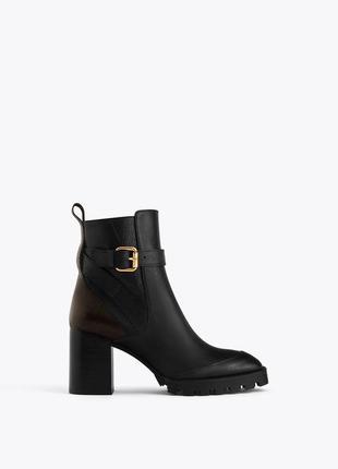 Аналог louis vuitton star trail ankle boot – ботинки uterque
