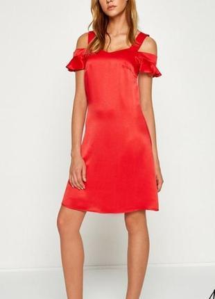 Червоне платтячко