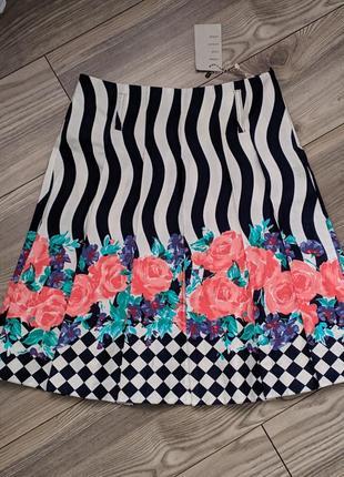 Новая юбка в стиле d&g