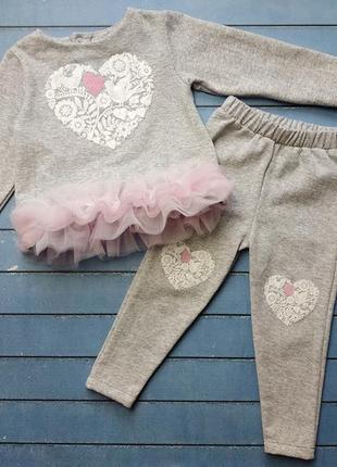 Детский костюм heart для девочки