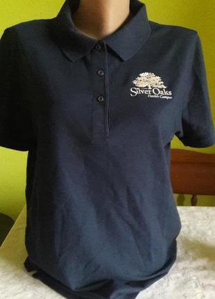 Полная распродажа-женская футболка-поло port authority(разные цвета и размеры)