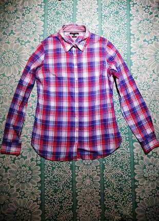 Рубашка tоmmy hilfiger