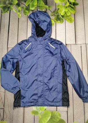 Весенняя курточка ветровка детская с подкладом сеточкой