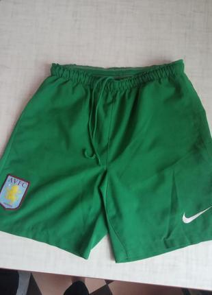 Оригинальные футбольные шорты nike
