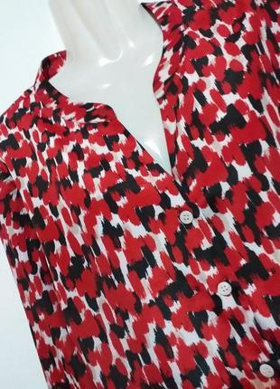 Красивая яркая блуза раз.20