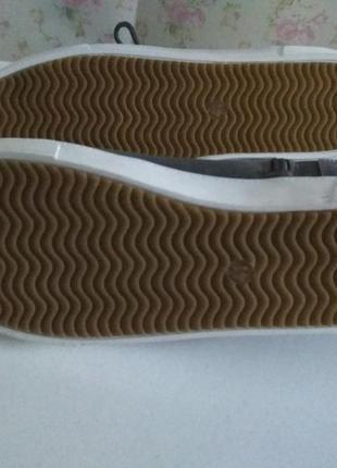 Демисезонные ботинки бренда blue motion5 фото