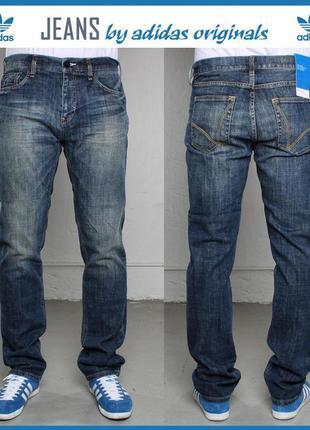 Новые джинсы adidas m-rekord 33/32