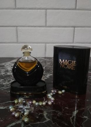 Духи винтажные magie noire, lancome