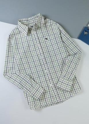 Рубашка h&m на 10-11 лет/146 см