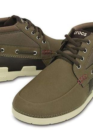 Ботинки crocs m7-39/40-25