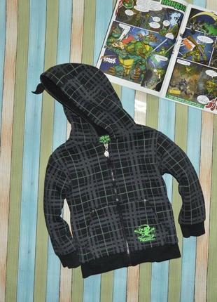 Кофта на меху, куртка , для мальчика 3-4 года