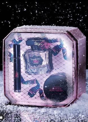 Люксовый набор victoria's secret tease , супер подарок запах бомба