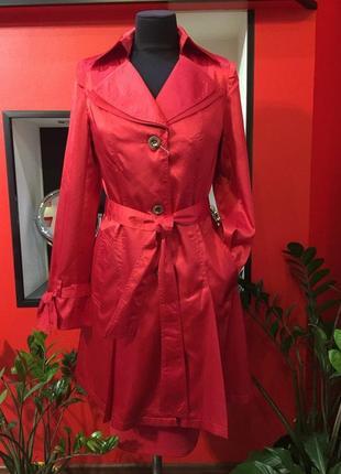 Продам новый женский демисезонный плащ на пуговицах, пальто