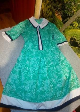 Платье на весну