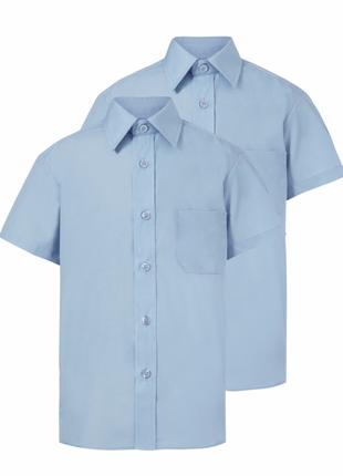 Рубашки с коротким рукавом george