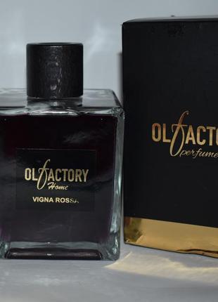 Olfactory perfume vigna rossa 500 ml room diffuser оригинал редкость парфюмерия