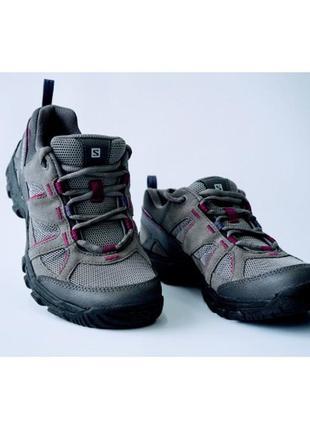 Salomon летние треккинговые ботинки кроссовки