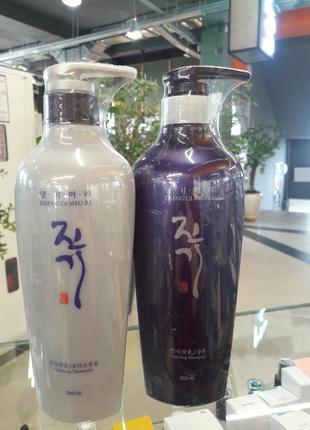 Набір daeng gi meo ri vitalizing  shampoo + treatment, 2×500ml