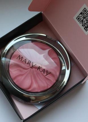 Пудра sheer dimensions mary kay lace розовый шик