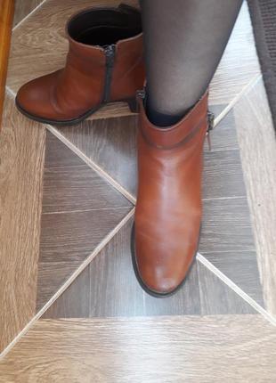 Ботинки черевички ботильйони
