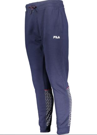 Спортивные штаны fila. оригинал