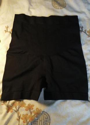 Корректирующие, утягивающие трусики-шорты2 фото