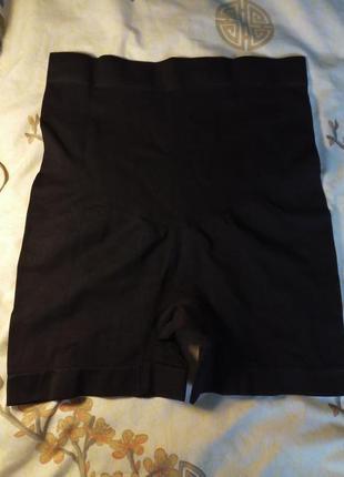 Корректирующие, утягивающие трусики-шорты3 фото